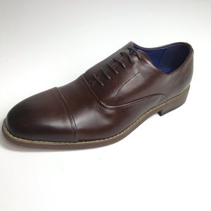 Bruno Marc brown  oxfords new